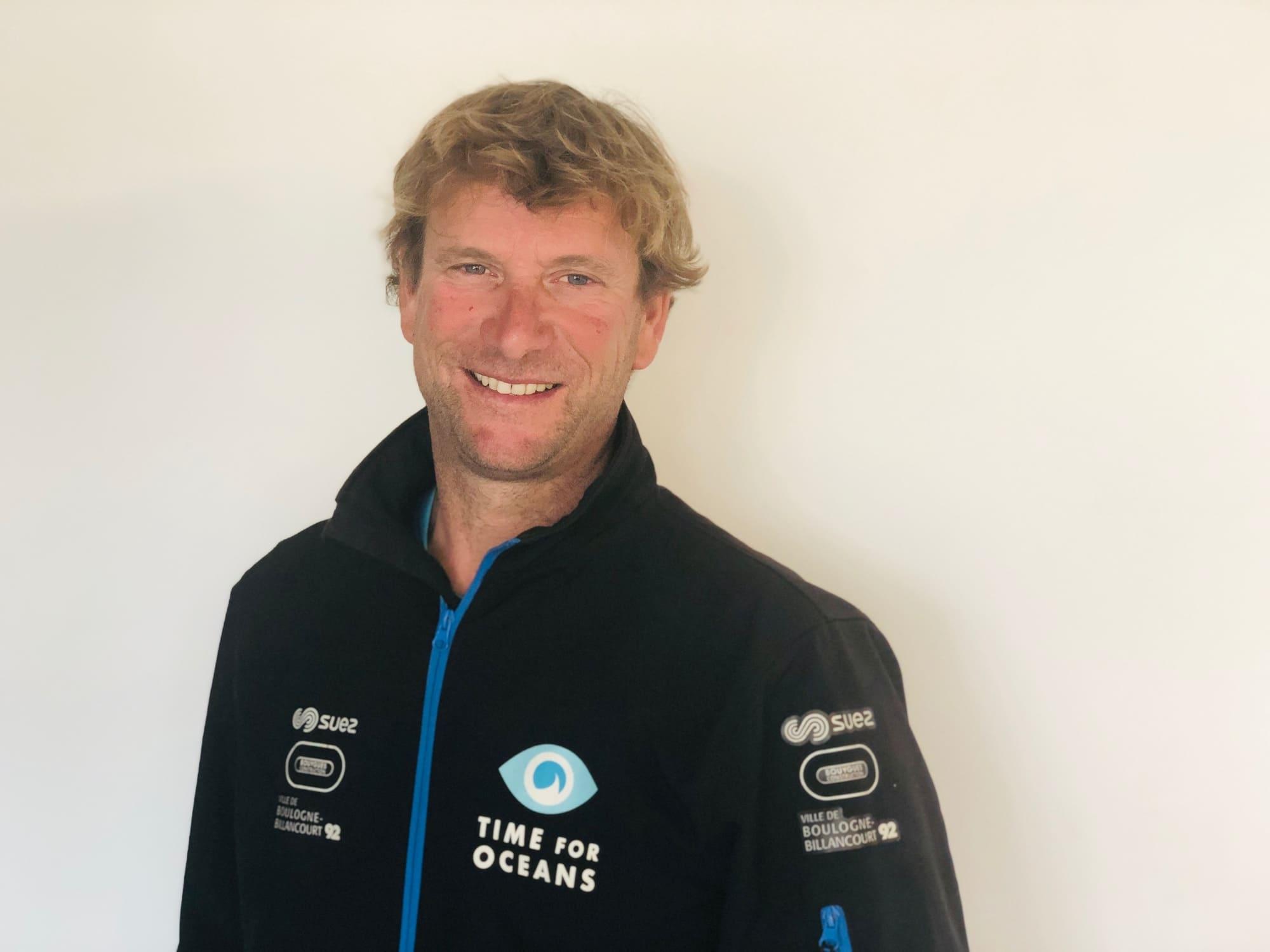 François Guiffant devient co-skipper de Time For Oceans avec Stéphane Le Diraison en vue de la Transat Jacques Vabre 2019