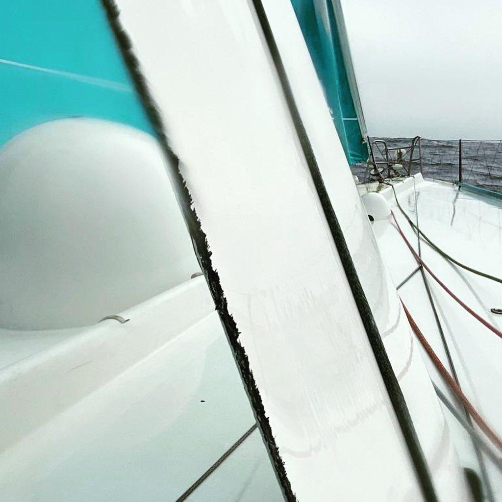 Time For Oceans -Transat jacques vabre - Stéphane Le Diraison
